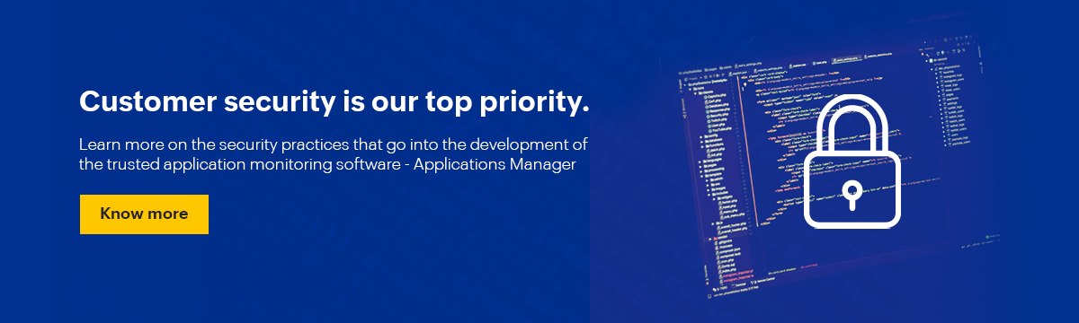 ITOM Application Manager