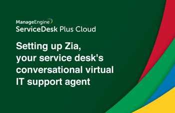 Virtual IT help desk support